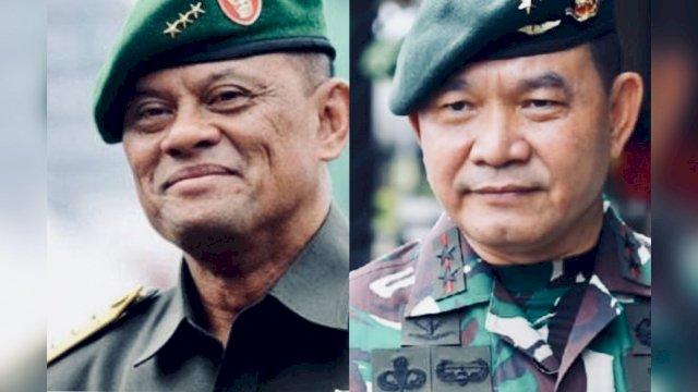 Gatot Nurmantyo-Dudung Abdurachman