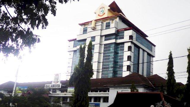 Keamanan Kantor Balai Kota Makassar Disoroti Pasca Dibobol Maling
