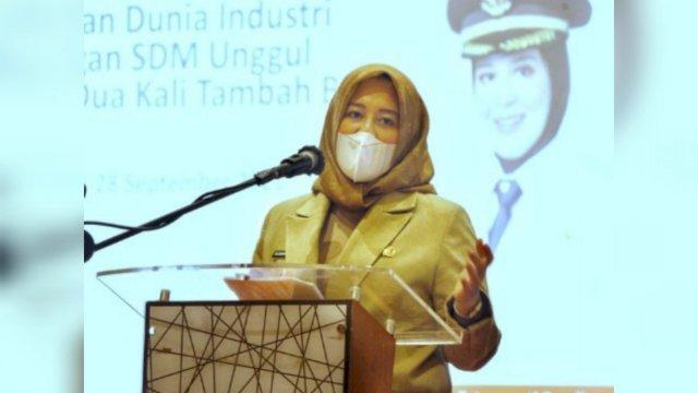 Fatmawati Rusdi Harap SDC Bersinergi dengan Program Pemkot Makassar