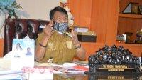 Kabar Baik Corona, Tak Ada Lagi Daerah Level 4 di Sulteng, Gubernur Rusdi Mastura: Tetap Disiplin Prokes
