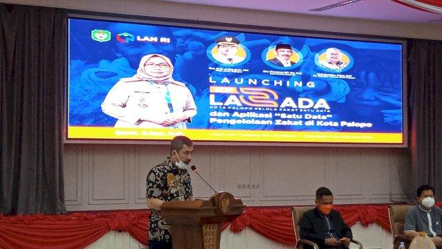 Pemkot Palopo Launching 3 Aplikasi Pelatihan Kepemimpinan Administrator