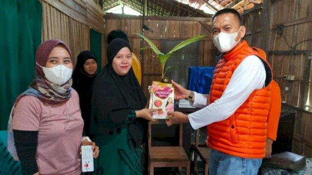 Pastikan Ibu Hamil-Balita di Palopo Harus Sehat, Tim FKJ Peduli Naik Motor Susuri Daerah Pelosok