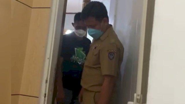 Pemprov Sulsel 'Bongkar' Kamar Tidur Nurdin Abdullah di Rujab: Belum Ada Izin Ibu Kenapa Bongkar Begini