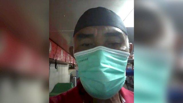 Cerita Pasien Kapal Isolasi Apung di Makassar: Awalnya Takut, Ternyata dalam 3 Hari Sudah Baikan