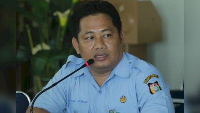 Dirut Perumda Air Minum Makassar, Hamzah Ahmad