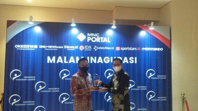 Dianggap Visioner di Masa Pandemi Covid-19, Ilham Azikin Masuk Jajaran 14 Kepala Daerah Terbaik