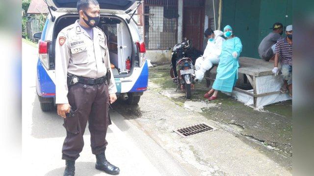 Jasad Pria di Makassar Posisi Duduk Ditemukan dalam Rumah, Ketahuan Saat Diantarkan Makanan