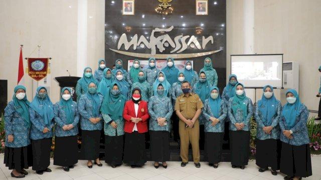 HATINYA PKK, Program TP PKK Kota Makassar untuk Optimalkan Pemanfaatan Pekarangan