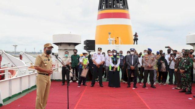 Isolasi Apung Umsini di Makassar Resmi Ditutup, Danny Pomanto: Alhamdulillah, Pasien Semua Sembuh