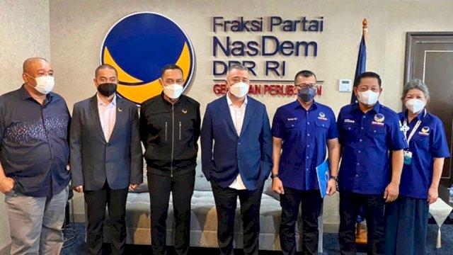 Keponakan SBY Jadi Ketua DPW NasDem DKI Jakarta