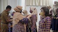 Pesan Hayarna Basmin saat Kukuhkan 22 Bunda PAUD Kecamatan se-Kabupaten Luwu