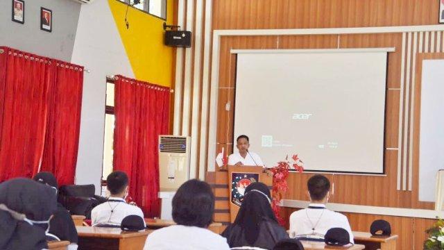 Narasumber di BPSDM Sulsel, Ilham Azikin: ASN Harus Orientasi Proses
