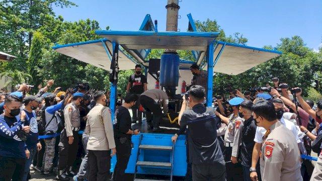 Musnahkan Puluhan Kilogram Sabu-Ekstasi, Polda Sulsel Selamatkan 850 Generasi Muda
