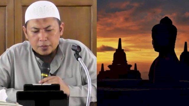 Blak-blakan Ustaz Sofyan Chalid saat Ceramah: Wisata ke Candi Borobudur Haram