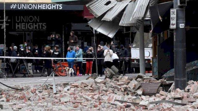 Pasca Gempa Australia, Begini Kondisi 17.500 WNI di Melbourne