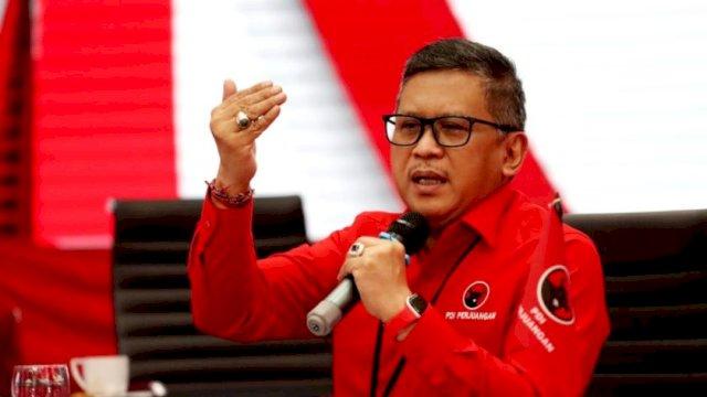 Sekjen Hasto Kristiyanto: PDIP Pastikan Tak Ingin Presiden Jokowi Tiga Periode
