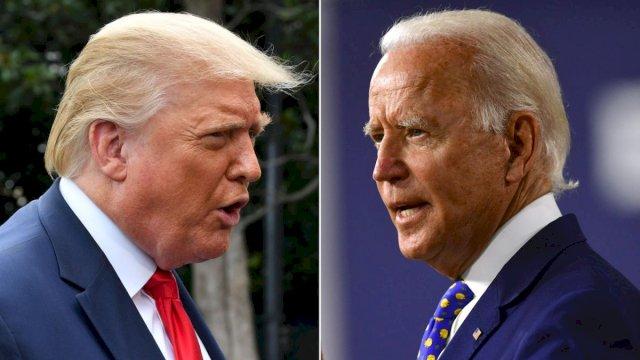 Biden Tarikan Pasukan dari Afghanistan, Trump: Pemimpin Terlihat seperti Orang Bodoh