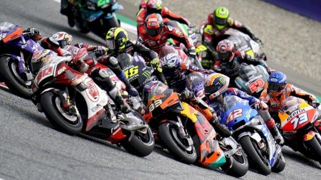 Hasil Latihan Bebas Kedua MotoGP Aragon: Jack Miller Tercepat, Valentino Rossi ke 18