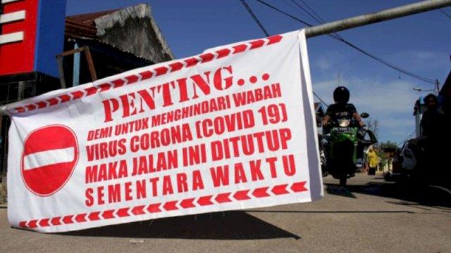 Tidak Optimal, Posko Covid-19 di Makassar Disorot