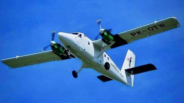 Sempat Hilang Kontak, Pesawat Rimbun Air Ditemukan dalam Kondisi Hancur