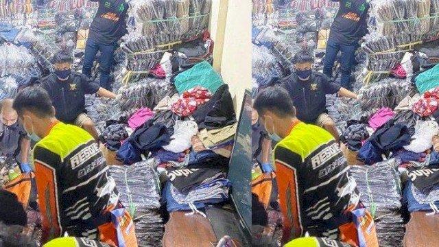 Tertimbun Ratusan Lusin Pakaian, Satu Keluarga Tewas di Gudang Baju