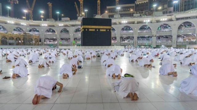 Alhamdulilah, Arab Saudi Buka Pintu Umrah untuk Jemaah Indonesia