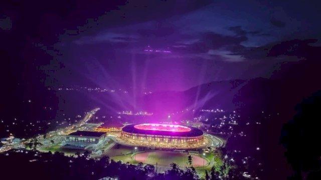 Pembukaan PON Papua: Dibuka Jokowi Disusul Parade Atlet dan Dihibur Banyak Artis Ternama