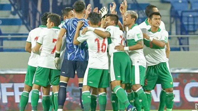 Hebat! Peringkat Timnas Indonesia Naik di Rangking FIFA, Usai Bantai Taiwan 5-1
