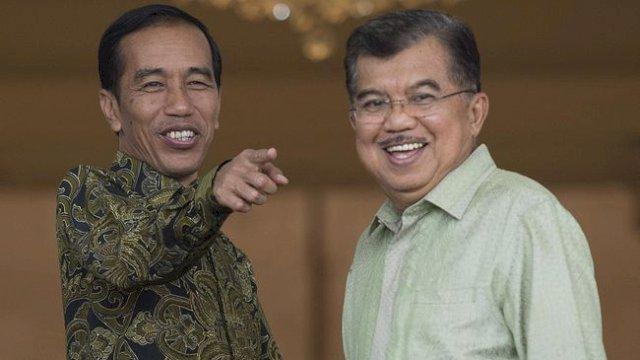 Nostalgia Jokowi-JK di Yogyakarta