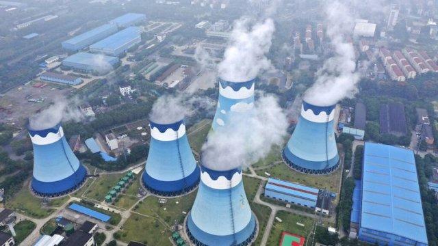 Jantung Ekonomi Cina Memburuk Akibat Krisis Listrik