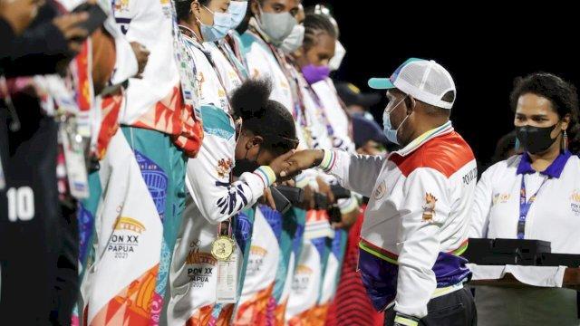 PON 2021: Jabar, Jakarta dan Papua Saling Menyalip di Papan Atas Klasemen