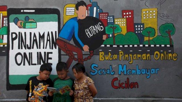 Ini Perintah Jokowi ke OJKSoal Banyaknya Masyarakat yang Tertipu Pinjol