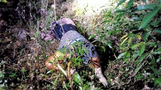 Mayat Wanita Tanpa Identitas Ditemukan di Gowa Sulsel, Pakai Rok Biru