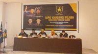 Partai Ummat Sulsel Gelar Rakorwil, Tegaskan Akan Bersaing dengan Parpol Lain