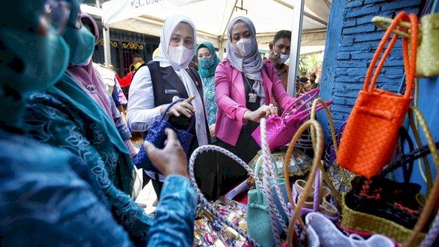Bangkitkan Ekonomi Masyarakat Lorong, Wawali Fatmawati Rusdi Dorong Penerapan Digitalisasi UMKM