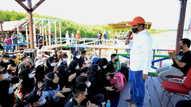 Danny Pomanto: Tingkat SMP yang sudah Sekolah, Wajib Belajar Outing Class