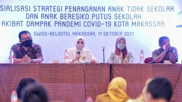 Bunda Paud Kota Makassar Dorong Pendidikan Berstandar Internasional