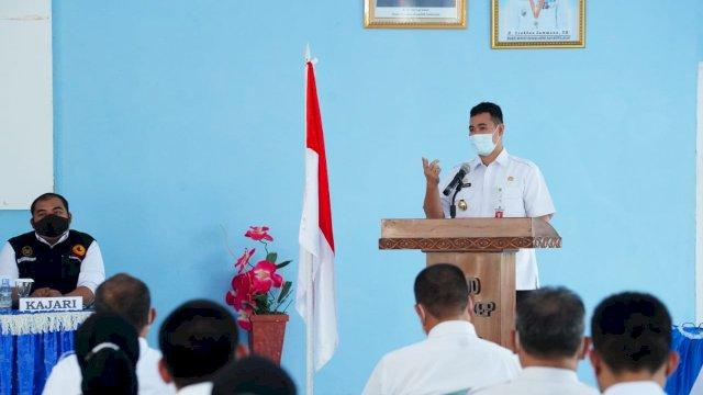 Bupati Pangkep Yusran: ASN Dilarang Merokok di Tempat Pelayanan Masyarakat