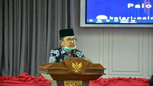 Walikota Palopo Judas Amir:Wajib Pajak Harus Tahu Kewajibanya Kepada Negara