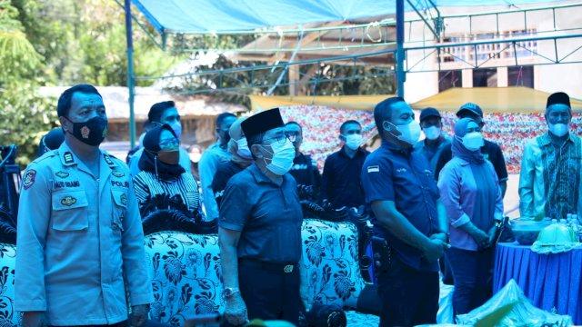 Silaturahmi LBHKI Palopo, Walikota Judas Amir: Jangan Sampai Masyarakat Ada yang Mati Kelaparan