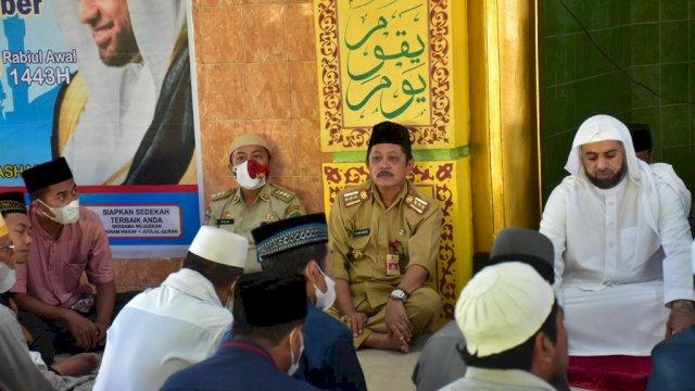 Maulid Nabi di Palopo Sulsel, Syekh Muhamad Jaber: Amalkan Sholat dan Al Quran