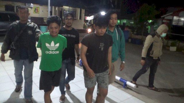 2 Tahun Jadi Buron, Penjambret di Makassar Ini Ditangkap Lagi Asyik Tidur