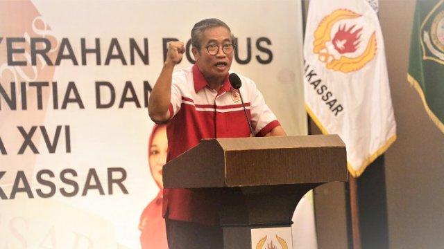 Innalillahi, Danny Turut Berbela Sungkawa Atas Kepergian Ketua KONI Agar Jaya