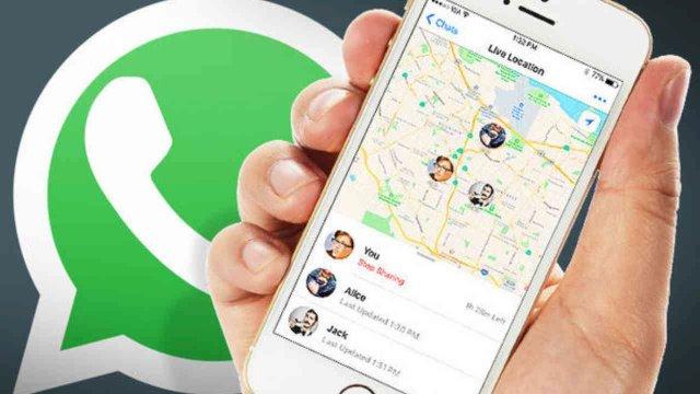 Perhatian, Ini Cara Mengetahui Lokasi Seseorang Pakai WhatsApp