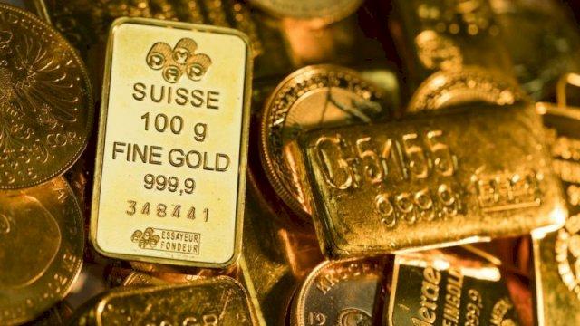 Hari Ini Harga Emas Rp914.000 Per Gram
