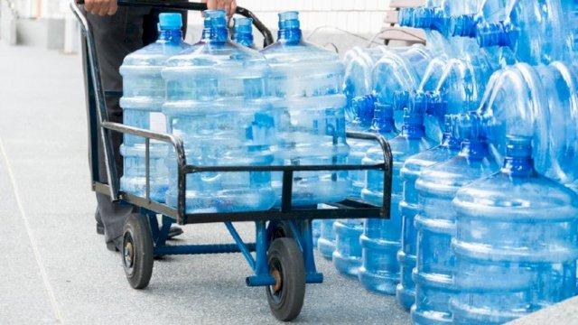 Waspada, Ditemukan 31.553 Depot Air Minum Isi Ulang Tidak Higienis