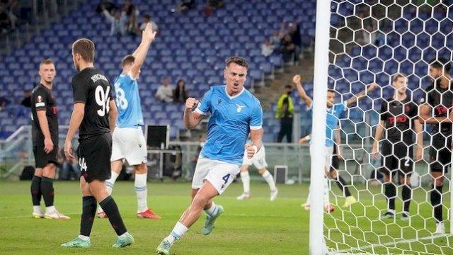 Main di Olimpico, Lazio Berhasil Bungkam Lokomotiv Moscow 2-0